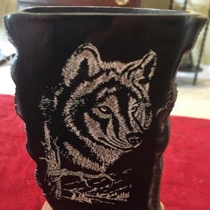 Other - Wolf pen/pencil holder
